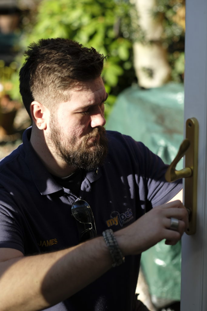 James from MY Lock Locksmiths Guildford