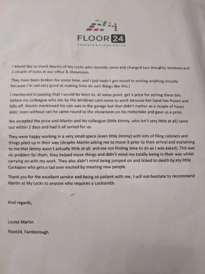floor 24 testimonial